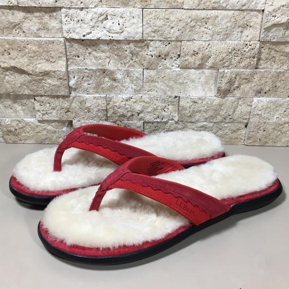 6f9067832c6cee L.L. Bean Shoes - L.L. Bean Slippers Wicked Good Flip Flops